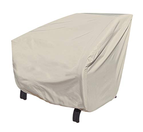 Treasure Garden Protective Patio Furniture Cover CP741 for Deep Seat Club Chairs