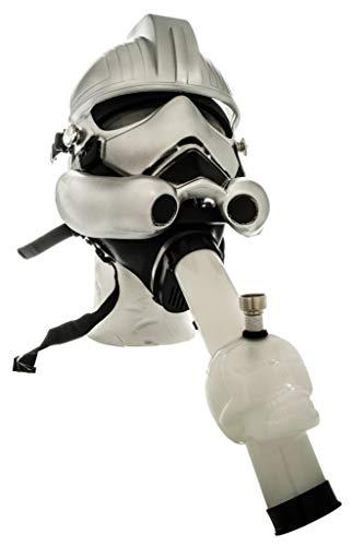 Máscara de gas Bong ajustable para adaptarse a cualquier persona. Storm Trooper