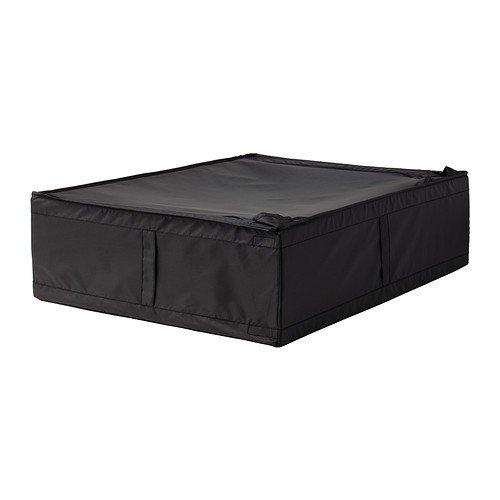 IKEA SKUBB Tasche in schwarz; (69x55x19cm)