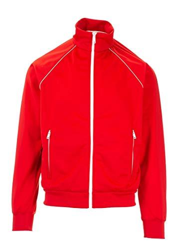 Prada Luxury Fashion Mens SJC526S1921QM9F0011 Red Sweatshirt | Fall Winter 19