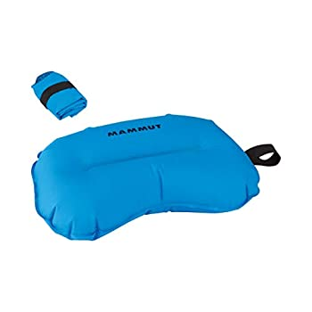 Mammut Air Pillow Oreiller Gonflable Unisex-Adult, Bleu, Taille Unique (Lot de 1)