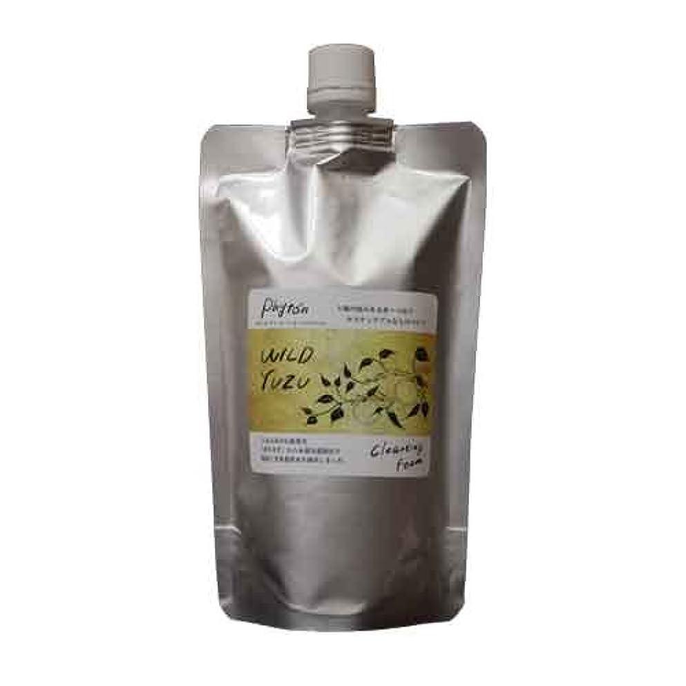 ソブリケット研磨料理WILD YUZU(ワイルドゆず)ゆずクレンジングフォーム 詰替用 280ml