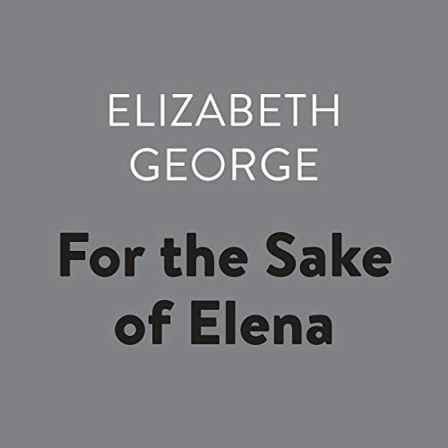 Page de couverture de For the Sake of Elena