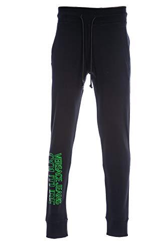 Versace Jeans Couture Hose Herren schwarz A2GZA1KA-ZUP314 51 Tess: 30328 899 Sweatshirt K 316750, Schwarz L