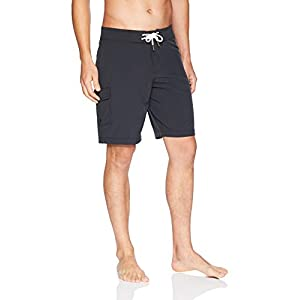 Amazon Brand – Goodthreads Men's Swim Boardshort 9″