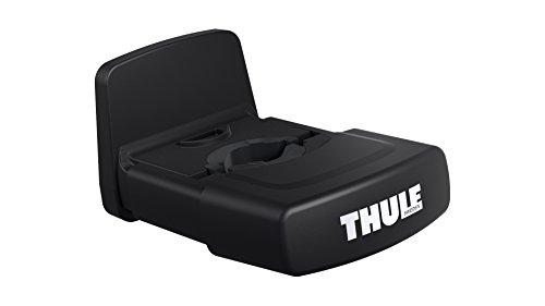 Thule Slim Fit 2017 Fahrradkindersitz, schwarz, One Size