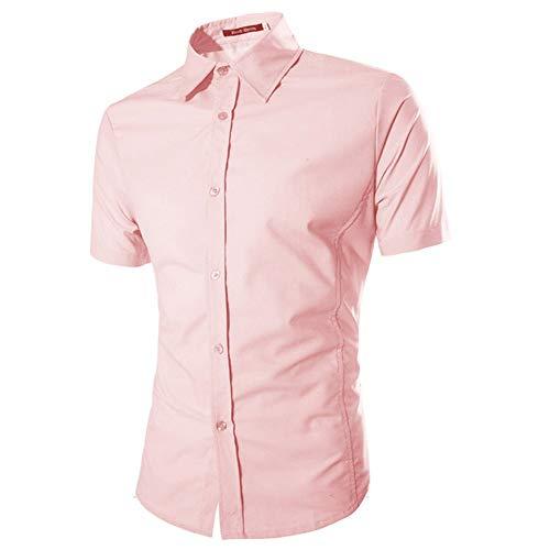 NSSY hemd voor feestjes, zomer, business, korte mouwen, Engeland
