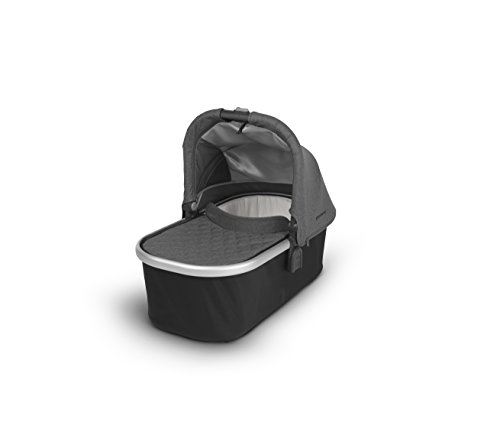 Best Deals! 2018 UPPAbaby Bassinet- Jordan (Charcoal Melange/Silver)