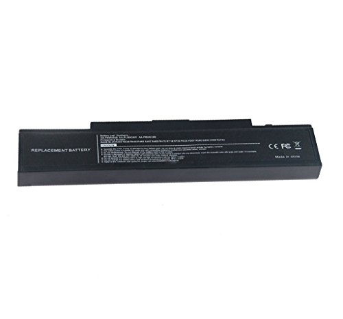 Trconelectron New Replacement Battery for Samsung R420 R430 R468 R470 R480 RV510 RV511 RC512 R519 R520 R530 R540 R580 R730 Q320 Q430 Laptop