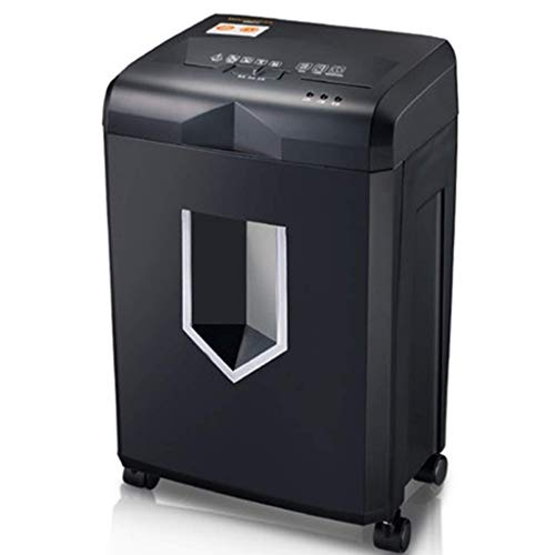 HDDFG 18L Electric Home Office Commercial Electric Thredder Electric Thredder 4 Nivel Secret Office Micro-Cut Shredder