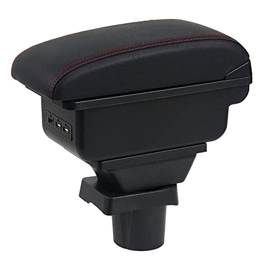 YUHUIXU per Mini Cooper Box Bracciolo R50 R52 R53 R56 R57 R58 F55 F56 F57 Countryman R60 F60 Bracciolo Box Accessori Auto Styling