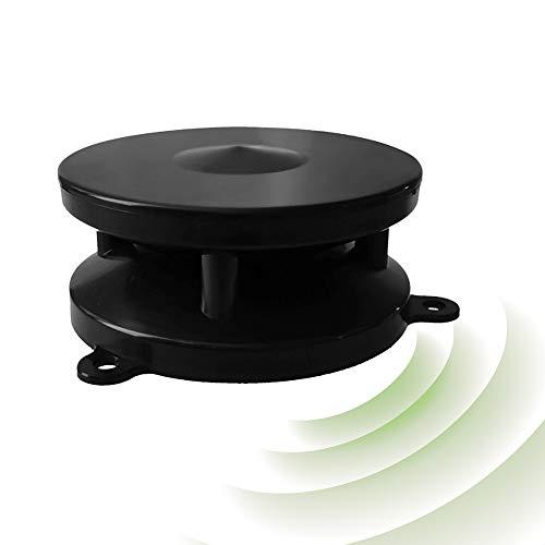 ISOTRONIC Mäuseschreck / Marderabwehr Mobil 360°mit Ultraschall für Haus, Garage, Dachboden - vertreibt Marder, Mäuse, Ratten, Siebenschläfer (1) (1)