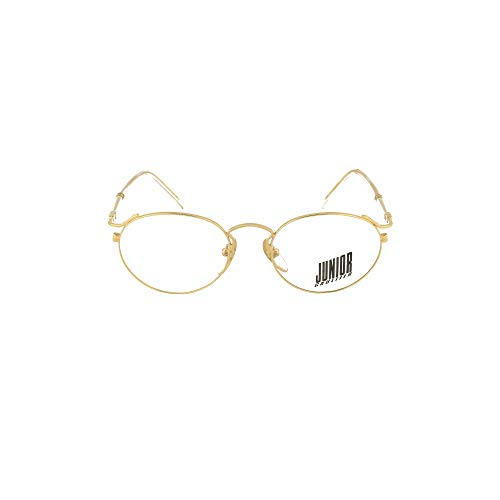 Jean Paul Gaultier Luxury Fashion Damen 572271GOLD Gold Metall Brille | Jahreszeit Permanent
