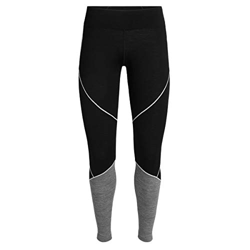 Icebreaker 200 Oasis Deluxe Leggings Pants 1/1 Women - Merino Sportunterwäsche