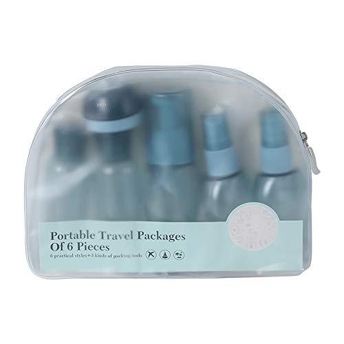 7 Stück Handdruck-Gießkanne Sprühflasche Autoreinigung Mehrzweck-Sprühflasche