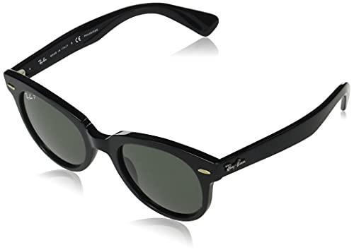 Ray-Ban 0RB2199-901/58-52 Gafas, Black, Standard para Hombre