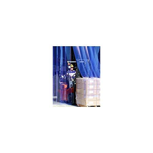 Gamme Agrifournitures.fr Lanière 30 cm PVC Transparente pour Porte Souple