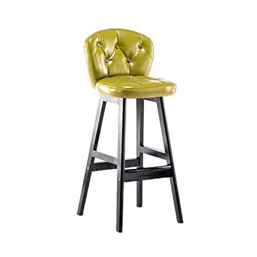 Zhou-WD Wooden Front Pall, Retro Dekoration Barstolar Bekväm Lätt Att Rengöra Commercial Chair Lätt Att Installera Storlek: 40 * 43 * 75Cm Dressing Bords (Color : #7, Size : 40 * 43 * 75Cm)