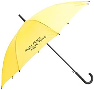 """Right Place, Right Time"" Yellow Umbrella, inspired by How I Met Your Mother"