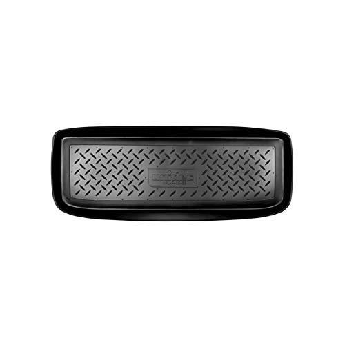 Sotra Auto Kofferraumschutz für den Suzuki Jimny - Maßgeschneiderte antirutsch Kofferraumwanne für den sicheren Transport von Einkauf, Gepäck und Haustier