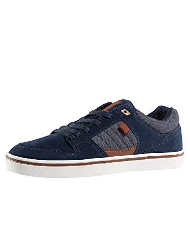 DC Shoes Course 2 Se, Zapatillas Hombre, Multicolor (Navy Blue), 44 EU