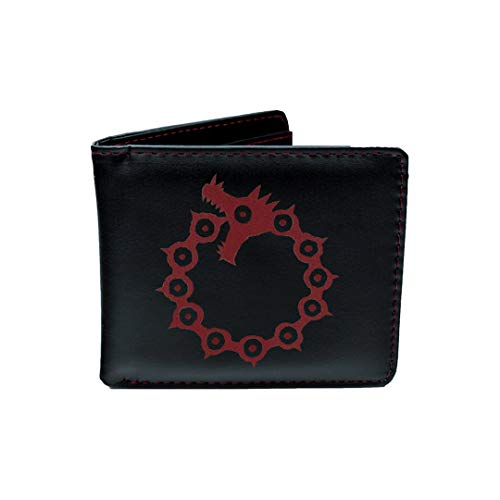 The Seven Deadly Sins - Wallet and Keychain Gift Set