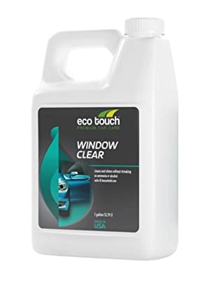 Eco Touch Window Clear Cleaner