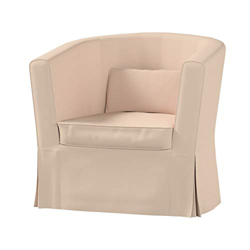 Dekoria Ektorp Tullsta Sesselbezug Sofahusse passend für IKEA Modell Ektorp Caffe Latte