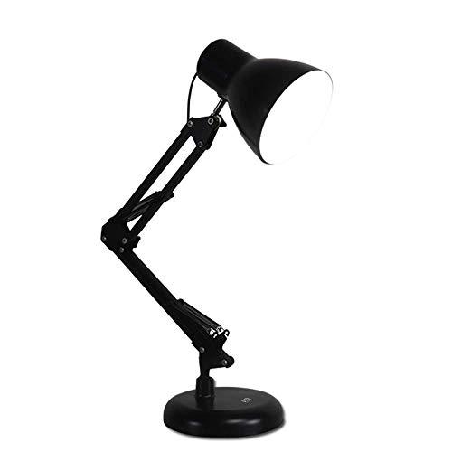 Wzlight Eye Lampe licht Flexible led schreibtischlampe Home Office Moderne schreibtischlampe metallarchitekt einstellbare Falten leselampe Student schlafsaal schreiblampe
