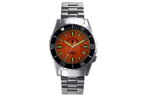 Zeno-Watch Orologio Donna - Army Diver Automatico - 485N-a5M