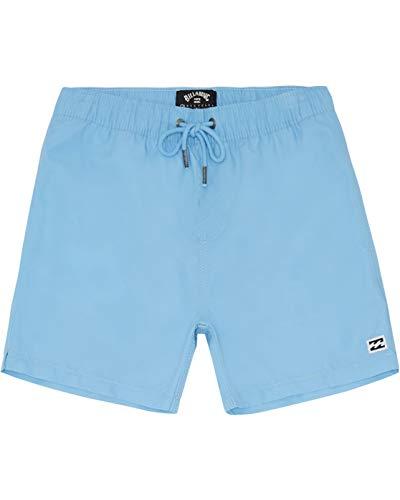 BILLABONG All Day LB Boy Shorts, Niños, Light Blue, 8