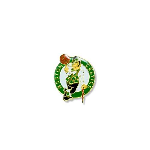 aminco NBA Boston Celtics Team Logo Pin, team color (NBA-PN-001-01)