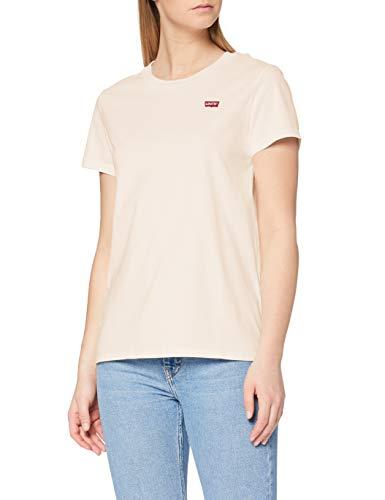 Levi's tee Camiseta, Pink (Peach Blush 0076), XX-Small para Mujer