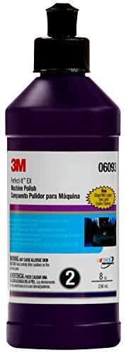 3M Perfect-It EX Machine Polish, 06093, 8 fl oz