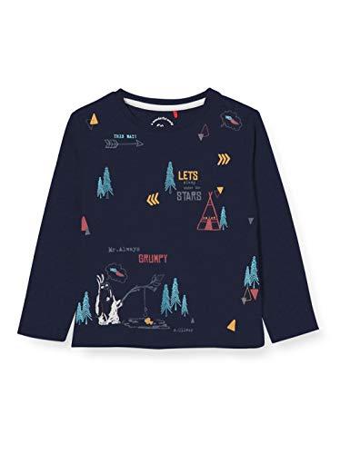 s.Oliver Junior Baby-Jungen 405.10.010.12.130.2058403 T-Shirt, 5952, 62