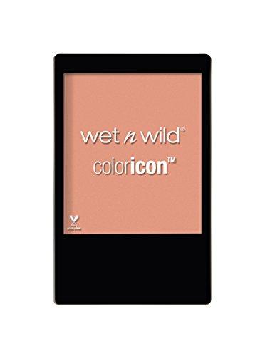 Wet N Wild – Coloricon™ Blush - seidenweiches Rouge für einen strahlenden Glow, Rose´ Champagne, 1er Pack, 30g