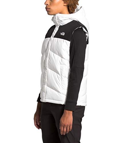 The North Face Balham Doudoune sans manches pour femme - blanc - Large