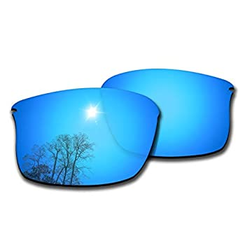 Bsymbo Blue Lenses Replacement for Oakley WireTap OO4071 Sunglass