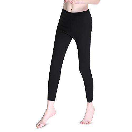Da Dini Leggings De Gimnasio para Mujeres, Neopreno para Hombres, Mujeres, Fitness, Adelgazamiento, Sauna, Leggings, Pantalones, Sudor Caliente, Forma De Cuerpo (XXL)