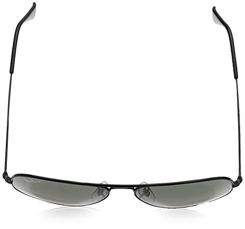 Fashion Shopping Ray-Ban RB3025 Aviator Classic Polarized Sunglasses
