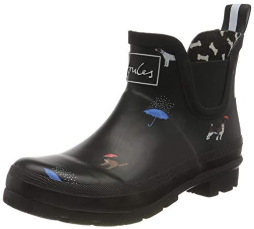 Joules Women's Wellibob Rain Boot, French Navy, 5...