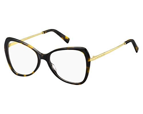 Marc Jacobs Brille (MARC-398 086) Acetate Kunststoff - Metall havana dunkel - gold