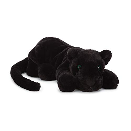 Jellycat Paris Panther Stuffed Animal, Little 11 inches