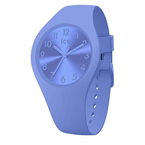 Ice-Watch - ICE colour Lotus - Reloj blu para Mujer con Correa de silicona - 017913 (Small)