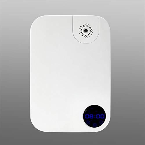 Aroma Diffuser Luftbefeuchter PP 12v Low Noise Indoor Luftbefeuchtung Stilvolle und einfache Nano-Spray Beweglicher Hauptschlafzimmer Wohnzimmer Büro 1 Stück Weiß