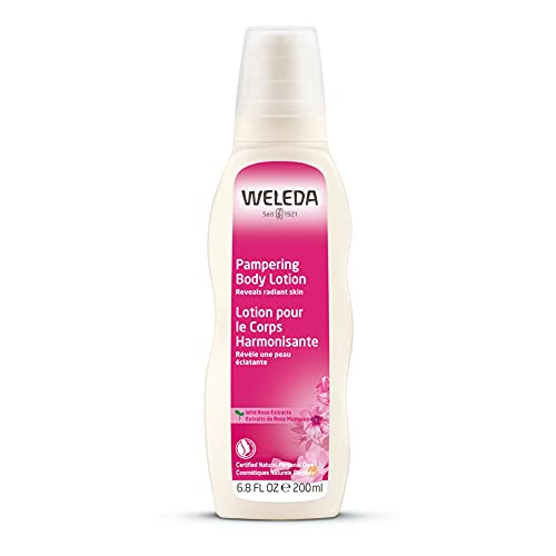Weleda Wild Rose Pampering Body Lotion - 6.8 Oz, 6.8 Ounces