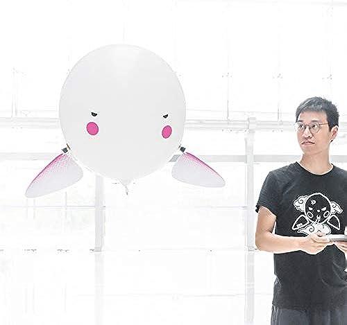 mejor precio JJRC JJRC JJRC H80 Remote Control Helium Gas Balloon 2.4GHz Drone Toy Expressive Stickers  autorización