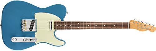 Fender Vintera '60s Telecaster Modified - Pau Ferro Fingerboard - Lake Placid Blue