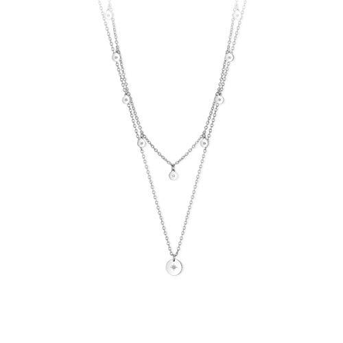 Halskette 2Jewels MINIMAL CHIC 251684 Stahl