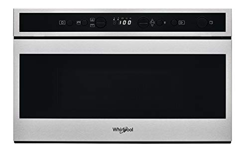 Micro ondes Grill Encastrable Whirlpool W6MN840 - Micro-Ondes + Grill Integrable Inox - 22 litres - 750 W